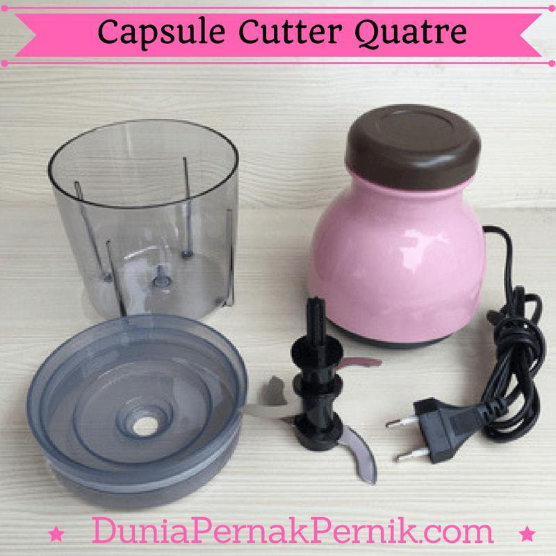 Capsule Cutter Quatre