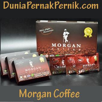 Morgan Coffee, Kopi Penambah Stamina Dan Vitalitas Pria Dewasa
